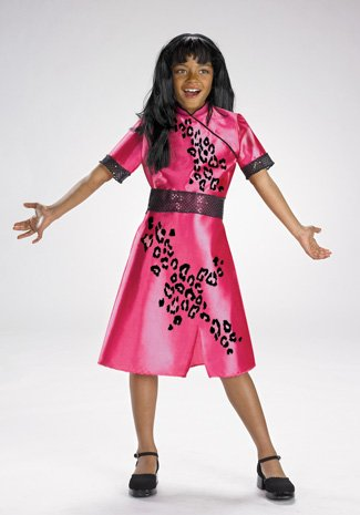 Cheetah Girls Galleria Quality Costume: Girl's Size 7-8 for $<!--$0.99-->