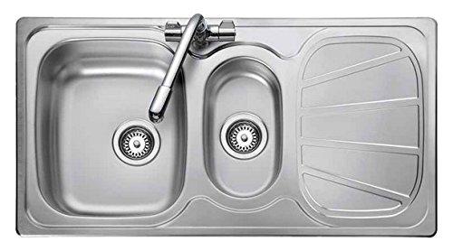 Rangemaster BL9502/ Baltimore Kitchen Sink, Stainless