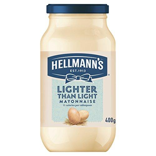 Hellmann's Lighter Than Light Mayonnaise (400g)