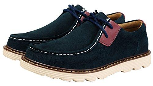 ALPINECROWN CROSS TRAIL Zapatillas de senderismo Zapatos para caminar Botas de monta–a Zapatos de montana Nordic Walking Hombre Negro
