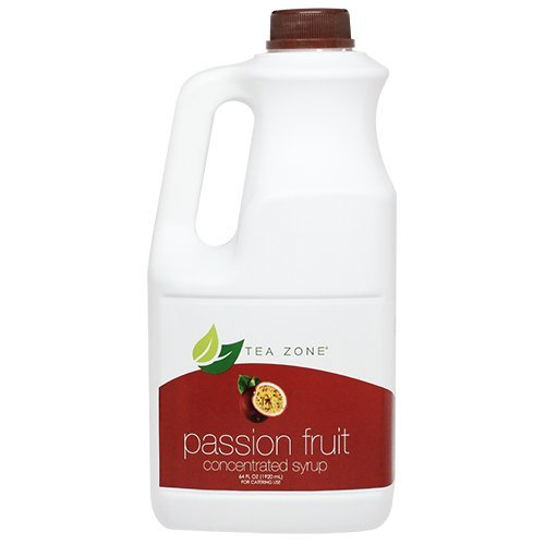 Tea Zone Passion Fruit Syrup