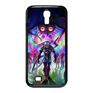 Samsung Galaxy S4 9500 Cell Phone Case Black_The Legend of Zelda Majora's Mask_006 Fikei