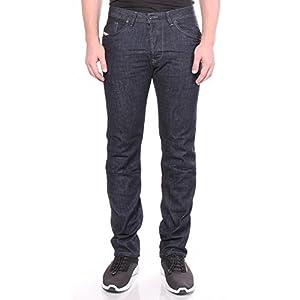 Diesel Men's Darron R07R Regular Slim Tapered Jeans