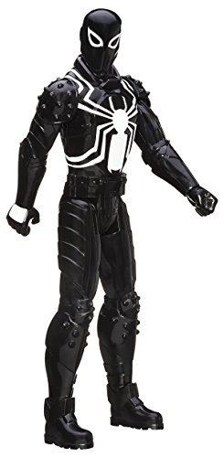 Marvel Spider-Man Titan Hero Series Agent Venom 12-Inch Figure