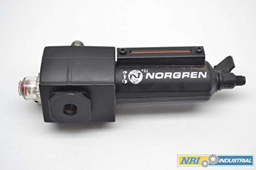 NORGREN L73M-2AP-QDN EXCELON 177F 250PSI 1/4 IN PNEUMATIC LUBRICATOR B385855 by Norgren