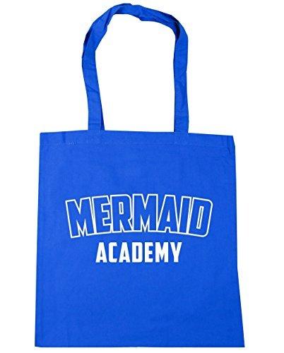 Mermaid Gym Beach Shopping litres HippoWarehouse x38cm Academy Blue Bag Cornflower 42cm Tote 10 qw1d1OaxIC