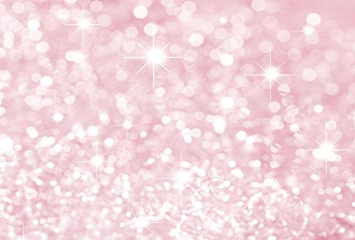 Yeele Glitter Backdrops 5x3ft /1.5 X 1M Pink Dot Shine Particles Sand Mosaic Sparkle Bokeh Spots Sequins Pictures Adult Artistic Portrait Photoshoot Props Photography Background