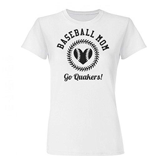 baseball-mom-heart-go-quakers-junior-fit-basic-fine-jersey-t-shirt