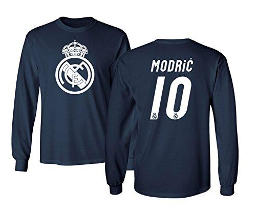 Real Madrid Luka Modric #10 Jersey Shirt Soccer Football You