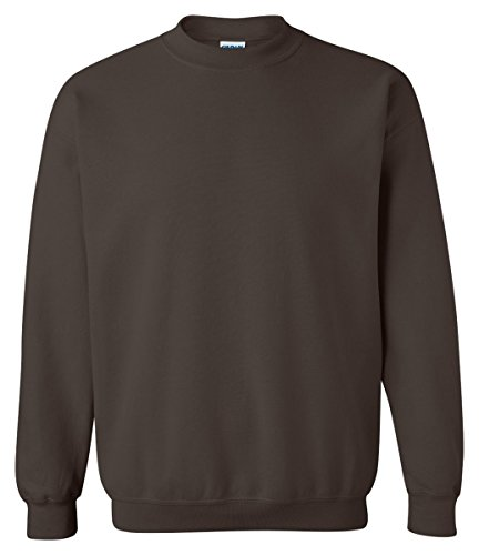 Gildan Men's Heavy Blend Crewneck Sweatshirt - Medium - Military Green (Top Gear Us Season 1 compare prices)