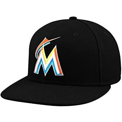 Miami Marlins Mlb Fitted Cap
