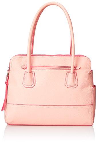 emilie-m-gloria-double-pu-shoulder-bag-peach-melon-one-size