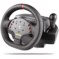 Logitech 3 MOMO Force Feedback Racing Wheel