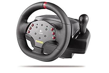 Logitech momo racing wheel ign.