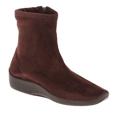Arcopedico Women's L8, Brown Suede