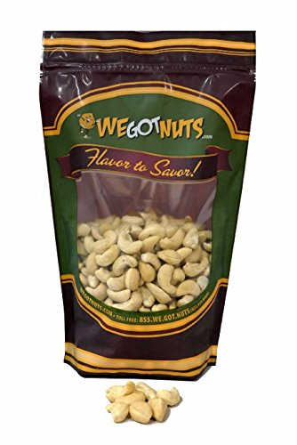 Two Pounds Of Raw Cashews