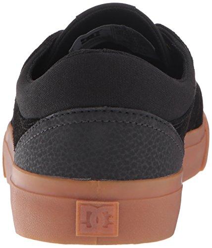 DC Shoes Trase SD - Zapatillas bajas, para hombre negro/marrón