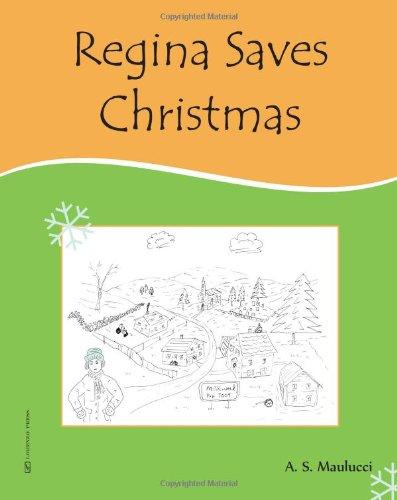 Download Regina Saves Christmas PDF