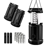ground level deck plans Etekcity Portable LED Camping Lantern Flashlight with AA Batteries, Upgraded Magnetic Base and Dimmer Button - Survival Kit for Emergency, Hurricane, Outage (Black, Collapsible)