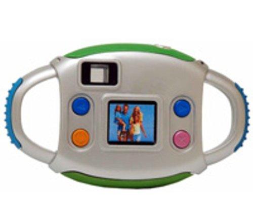 - Digital Concepts 23070 Crayola VGA Camera with 1.1 Preview Screen (Green)