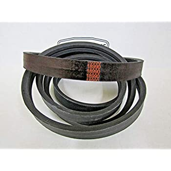 Pro Parts Place New OEM SPEC Belt Woods 18990 Woods RM990 RM990-3 Heavy  Duty Made with Kevlar