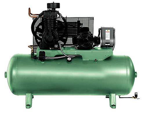 Air Compressor 2 Stage 5HP 16.6CFM Elec