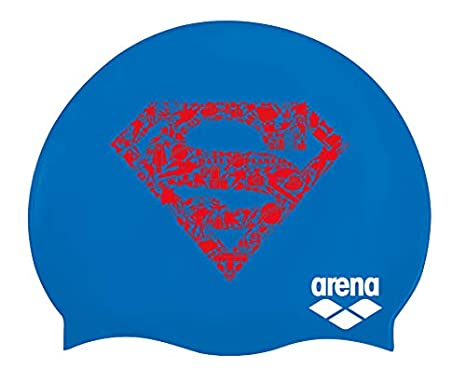 6f48d7c1657f Arena Super Hero, Bonnet Mixte Adulte Taille Unique Superman  Amazon ...