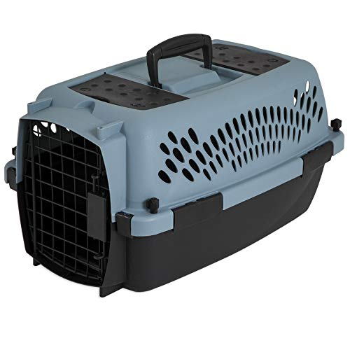 Whisker Doodle Traditional Cat Dog Kennel- up to 10LBS