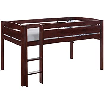 Amazon Com Canwood Whistler Junior Loft Bed Cherry