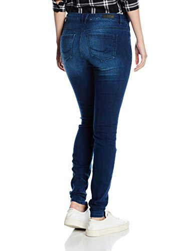 Bleu Femme Esprit Dark Soft 901 Jeans Blue Super Wash by edc qx5XY1SY