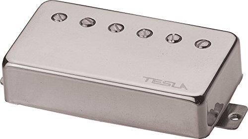 Tesla VR2CN Pickup VR-2 Neck, Chrom: Amazon.de: Musikinstrumente