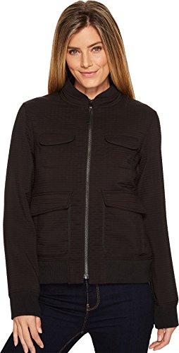 prAna Minx Bomber Jacket, Black, Medium