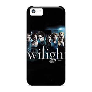 For Iphone 5c Tpu Phone Case Cover(twilight Cast)