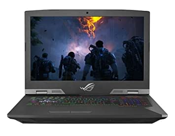 PC portátil ASUS ROG chimera-g703vi-e5215t 17.3 Gaming: Amazon.es: Informática