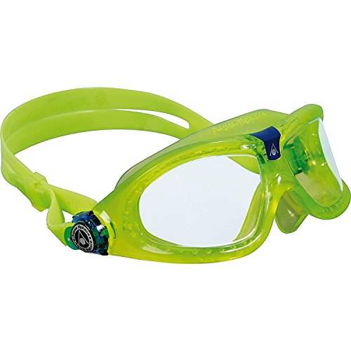 Aqua Sphere Seal Kid Swim Goggle, Green