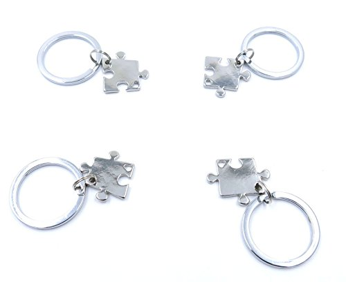 Buy puzzle keychain set of 3