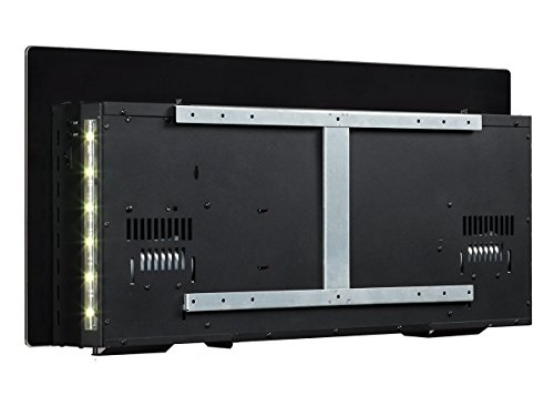"""PuraFlame 36"""" Portable or Flat Panel Remote, 1350W,"""