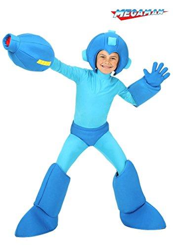 Child Megaman Costume Medium