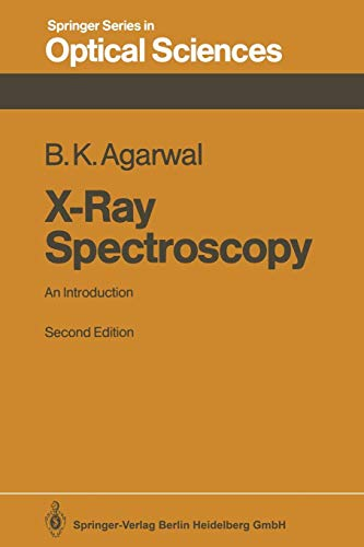 X-Ray Spectroscopy: An Introduction (Springer Series in Optical Sciences)