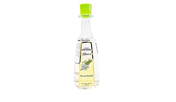 Amazon.com: Sanborns Water Orange Blossom Cologne 6.83 oz (Pack of 18): Beauty
