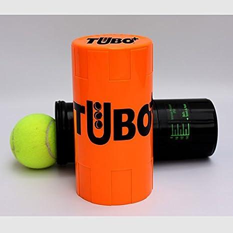 Recuperador de Bolas Tubo+ Naranja: Amazon.es: Deportes y aire libre