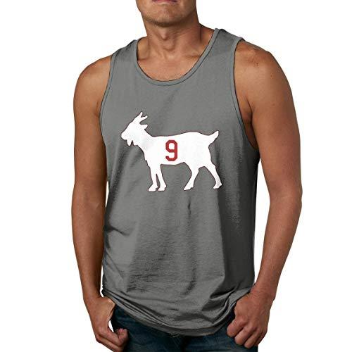 Men's Sleeveless Tank Top Shirts RED Detroit Howe Goat Gym Vest Sport T-Shirts