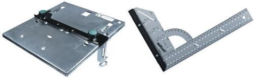 Wolfcraft - Mesa Sierra Calar 6197000 + Escuadra Universal 200X300 ...