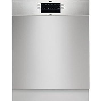 AEG FUS5261XZM Semi-incorporado 13cubiertos A++ lavavajilla ...