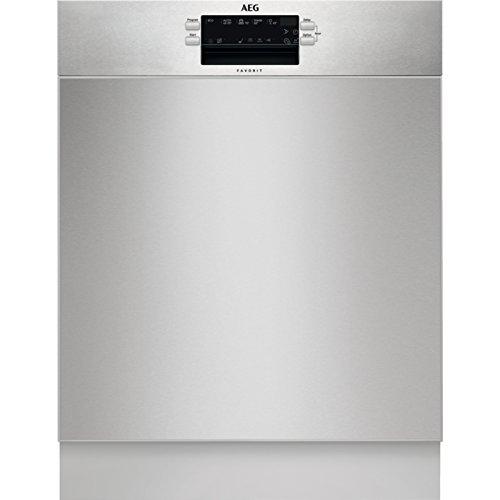 AEG FUB52600ZM Semi-incorporado 13cubiertos A++ lavavajilla ...