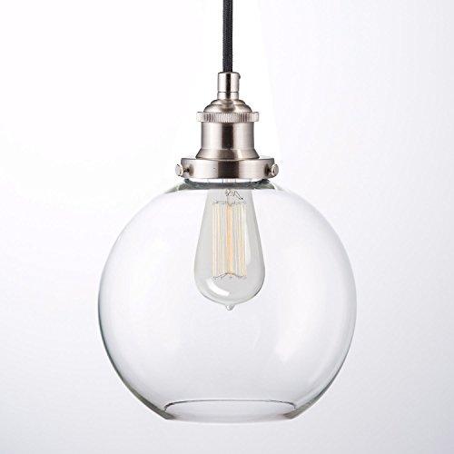 Pendant Lights Kitchen Island Globe Amazoncom
