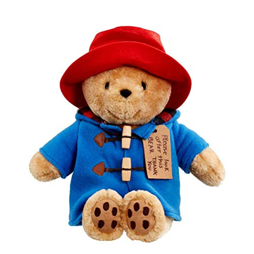 Paddington Bear Official Classic Cuddly Bean Plush Toy