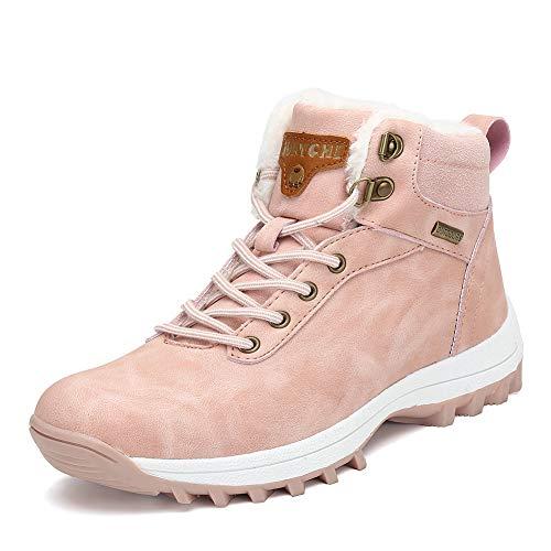 [해외]Putu 안녕 가기 방수 방 버 리 기 모 스노우 부츠 등산화 남녀 공용 내 마모 충격 흡수 방한 아웃 도어 트레킹 슈즈 / Putu high-cut waterproof anti-slip brushed snow boots mountaineering shoes unisex wear resistant shock absorbing winter ...