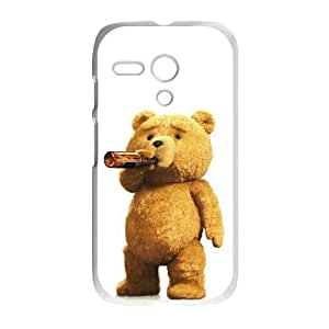 Motorola G Cell Phone Case White Ted yyh