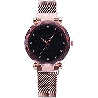 Women 's wristwatch magnetic - Bronze color , 2724711251404